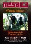 Mosaïca fête les 10 ans d'Oc Chaâbi